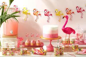 Throw Fun Flamingo Party Delights Blog