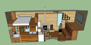 Tiny House Planning Part Roots