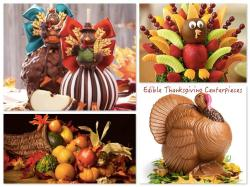 Top Edible Thanksgiving Centerpieces Fall Entertaining