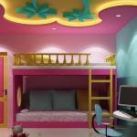Top False Ceiling Design Options Kids Rooms 2018
