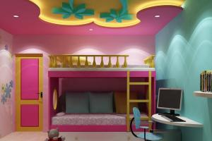Top False Ceiling Design Options Kids Rooms 2018