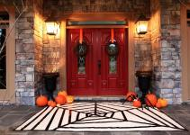 Top Halloween Front Porch Decor Unique Easy Holiday