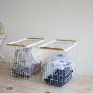 Tosca Laundry Baskets Design Yamazaki Burke Decor