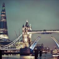 Tower Bridge Shad Thames Historic Warehouse Chiq