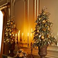 Traditional Unusual Christmas Tree Cor Ideas