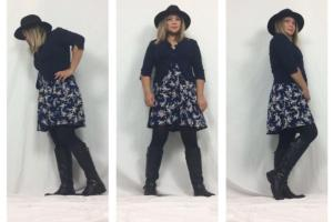 Transitional Style Wear Your Summer Dresses