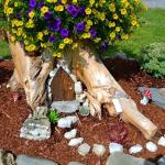 31 Genius Simple Diy Tree Stump Centerpiece That No One Can Resist Of Awesome Pictures Decoratorist