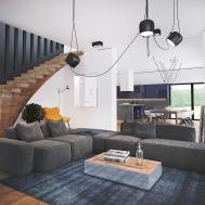 Trendy Home Super Unique Staircase