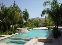 Tropical Landscape Styles Jeff Lee Landscaping Las