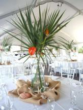 Tropical Table Centerpieces Purplebirdblog
