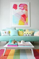 Turn Your Home Into Candy House Pastel Colors