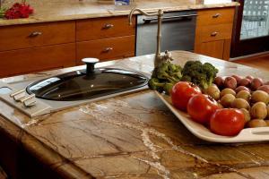 Two Steps Healthy Kitchen Designs Ken