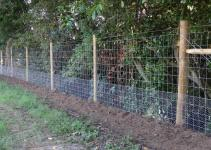 Types Deer Fencing Backyard Fence Ideas Gogo Papa