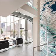 Ultimate Manhattan Penthouse Tribeca Idesignarch