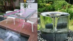 Uncategorized Backyard Water Fountains Amazing