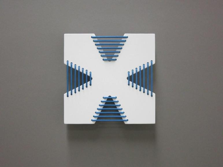 Unconventional Corset Tiles Adding Depth Playfulness