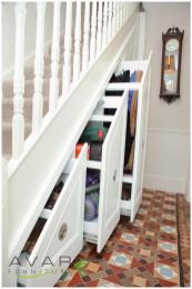 Under Stairs Storage Ideas Native Home Garden Design