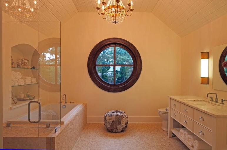 Unique Compelling Round Windows Every Room