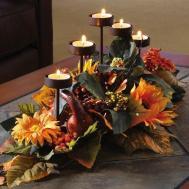 Unique Finds Festive Thanksgiving Table