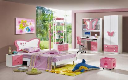 Unique Ideas Kids Room Design Decoration