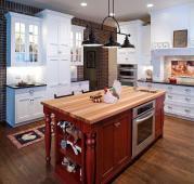 Unique Kitchen Island Countertops White Granite Countertop