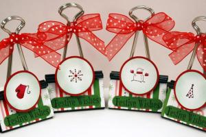 Updates Parisestates Christmas Placecard Holders
