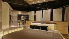 Urban Luxury Studio Apartment Gutman Lehrer Architects