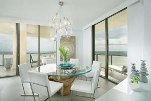 Urbane Miami Home Brings Chic Sophistication Coastal Style