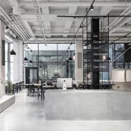 Usine Restaurant Inspired Scandinavian Minimalism