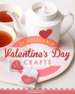 Valentine Day Crafts Make Heart Martha