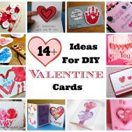 Valentine Day Diy Homemade Card Ideas Celebrating Holidays
