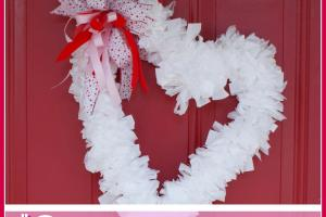 Valentine Day Wreaths Home Decor Ideas Life