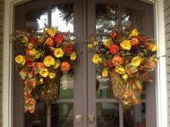 Valentine Floral Centerpieces Fornksgiving