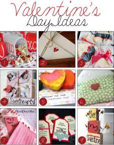 Valentine Food Crafts
