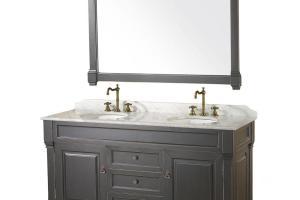 Vanities Bathroom 2017 Grasscloth