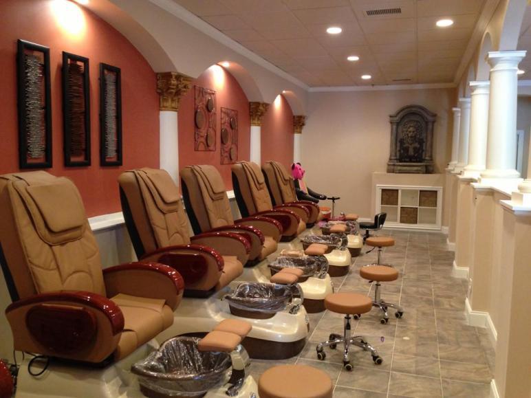 Venice Nails Spa Nail Salon Eden Prairie Experience
