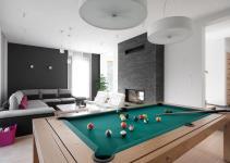 Versatile Design Solutions Exhibited Contemporary House