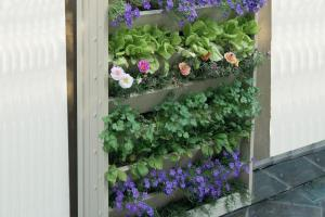 Vertical Garden Planter Plant Stands