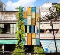 Vietnam Vegan House Covered Top Bottom