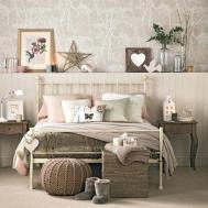 Vintage Bedroom Accessories Design