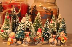 Vintage Christmas Ornaments Photos