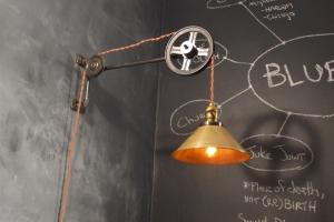 Vintage Industrial Style Pulley Lamp Storenvy