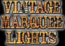 Vintage Marquee Lights Myrtle Beach