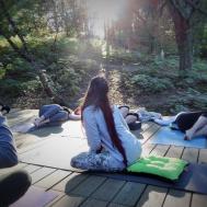 Vinyasa Yoga Retreat Spain Bosque Escondido Arte