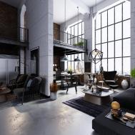 Vwartclub Studio Loft Apartment