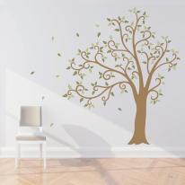 Wall Decals Tree 2017 Grasscloth