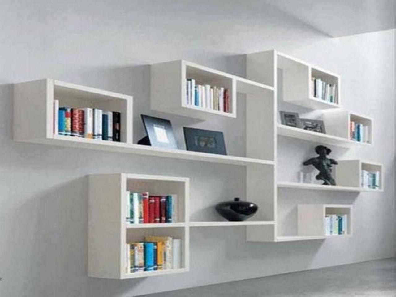wall shelf ideas bedroom living room diy floating shelves