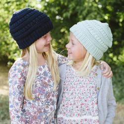 Warm Winter Children Knit Beanie Hat Hitextiles Hw600