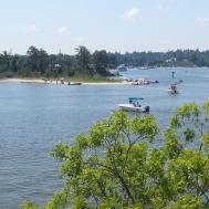 Waterfront Sail Rappahannock River Chesapeake