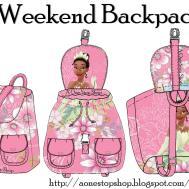 Weekend Backpack Sewing Pattern